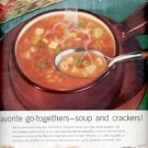 1957   Campbell's Vegetable Soup  ad (# 4714)