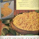 1964        Kraft Home Cooked Dinners ad (# 4614)