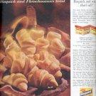 1960  Bisquick and Fleischmann's Yeast  ad (# 4555)