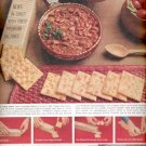 1960   Nabisco Premium Saltine Crackers  ad (# 4551)