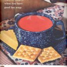 1960   Campbell's Tomato Soup  ad (# 4543)