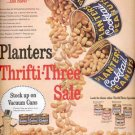 1960 Planters Nuts ad (# 4535)
