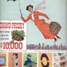 1964 -  Kraft Chocolates-  ad (# 4516)