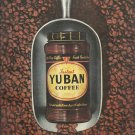 1961  Yuban Coffee ad (#4044)