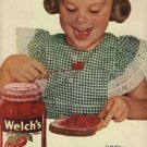 1948  Welch's Cherry Preserves ad (# 1100)