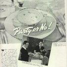 1937  Campbells Cream of Mushroom Soup ad (#  964)