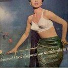 1963 Maidenform Bra ad ( # 2032)