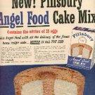 1952 Pillsbury Angel Food Cake Mix  ad (#1898)