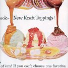 1960  Kraft Toppings ad (# 2040)