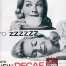 1959 Nestle's decaf Coffee ad (# 2176)