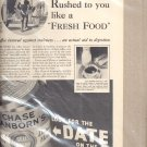 1932 Chase and Sanborn's Coffee ad (  # 97)