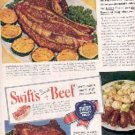 1945 Swift's Beef ad (# 2995)