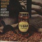 1960 Yuban Coffee ad ( # 1304)