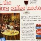 1960 Chase & Sanborn Coffee ad ( # 460)