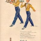 1946  P M De Luxe Blended Whiskey ad (# 1766)