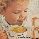 1962 Campbell's Soup  ad (#  2227)