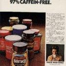 1971 Sanka  coffee  ad (  # 623)