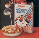 1962 Kellogg's Sugar Frosted Flakes ad (  # 3239)