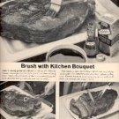 1962  Kitchen Bouquet  ad ( # 1419)
