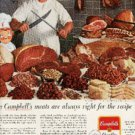 1963 Campbell's Soup ad (#  593)