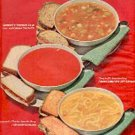1963  Campbell's Soup ad (#  3041)