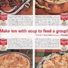 1962 Campbell's Soup ad ( # 2418)