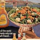 1963 Kraft Dressing ad ( # 2409)
