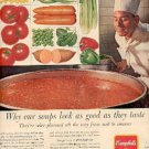 1962 Campbell's Soup ad (#  2730)