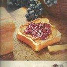 1961 Kraft Grape Jelly ad ( # 3296)