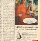 1946 Lipton Tea    ad ( # 2023)