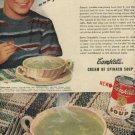 1945 Campbell's Soup ad (#  1089)