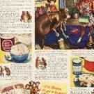 1947 Borden   ad w/Elsie, the Borden Cow (# 458)