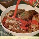 1964 Hunt's tomato sauce ad ( # 2553)
