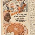 1942 Aunt Jemima ready Mix ad ( # 2004)