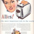 Nov. 24, 1941  Toastmaster   ad  (#2875)