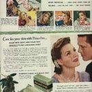 1942  Palmolive    soap ad (  # 761)