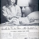 Sept. 22, 1947 Scot Tissue  is soft as old linen    ad (#6257)