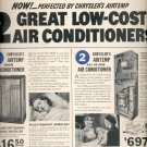 May 16, 1938 Chrysler's Airtemp Air conditioners   ad (#6095)