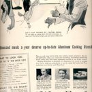 Nov. 20, 1939  Wear-Ever Aluminum Cooking Utensils     ad (#6025)