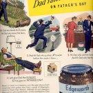 June 2, 1947     Edgeworth Pipe tobacco    ad  (#6594)