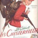Nov. 24, 1941  Chesterfield Cigarettes        ad  (#2872)