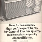 1965    General Electric  air conditioner  ad (#5915)