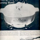 1960  Corning Ware cookware   ad (#5845)