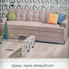 Nov. 1960  Simmons Hide-A- Bed   ad (#5771)