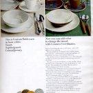 1967  Centura Tableware by Corning  ad (#5611)