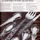 1967   Towle Silversmiths    ad (#5620)