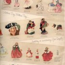 1957 Royal Doulton- Doulton & Company ad (# 4822)