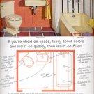 1963  Eljer fine plumbing fixtures  ad (#5377)