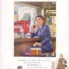 1953  Coca- Cola  ad (# 1791)