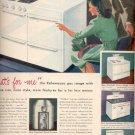 1946  Kalamzoo gas range  ad (# 5096)